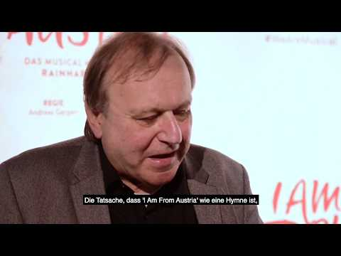 I AM FROM AUSTRIA im Raimund Theater - Interview mit Michael Reed