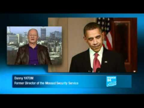 """In FRANCE 24's  """"The Interview"""" former Mossad chief warns of Middle East chaos"""
