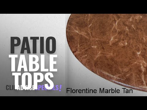 10 Best Patio Table Tops [2018 Best Sellers] | Tables