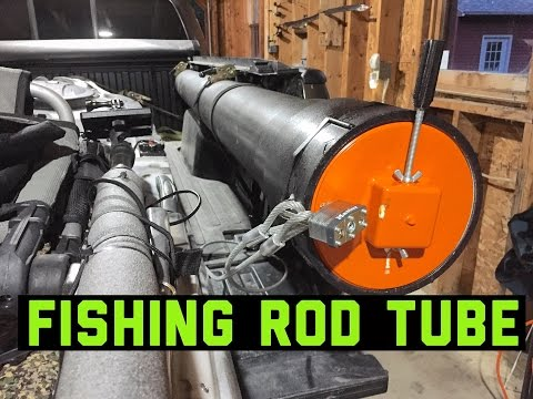 MAKING A ROD TUBE