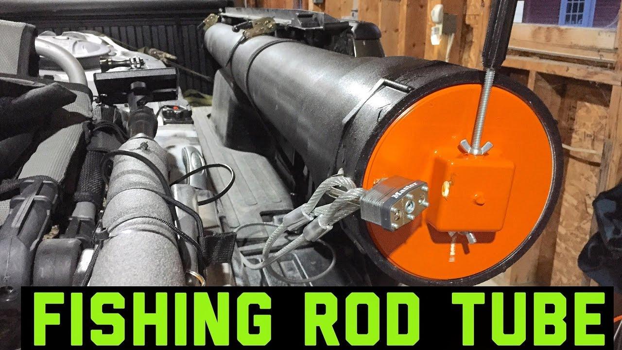 making a rod tube