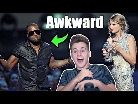 Most Awkward Moments Caught On Live TV!