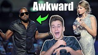 Video Most Awkward Moments Caught On Live TV! download MP3, 3GP, MP4, WEBM, AVI, FLV Juli 2018