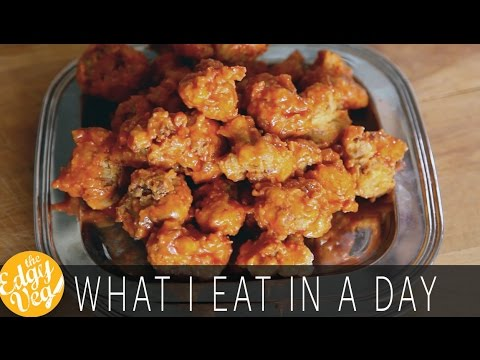 What I Eat in a Day | Easy Vegan Recipes | Episode 2 | The Edgy Veg