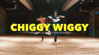Chiggy Wiggy - Blue || Himanshu Dulani Dance Choreography