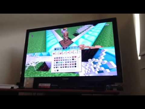 minecraft how to build a soccer staidium