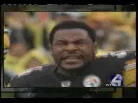 jerome bettis we watched you dance