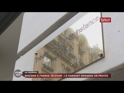 France Telecom : Une des premières entreprises du CAC 40 mise en examen pour harcèlement moral