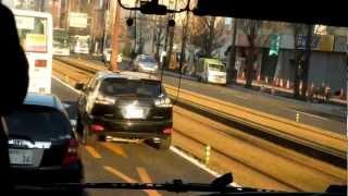 西鉄高速バス桜島号鹿児島中央出発