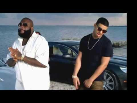Diced Pineapples - Rick Ross Feat. Drake and Wale