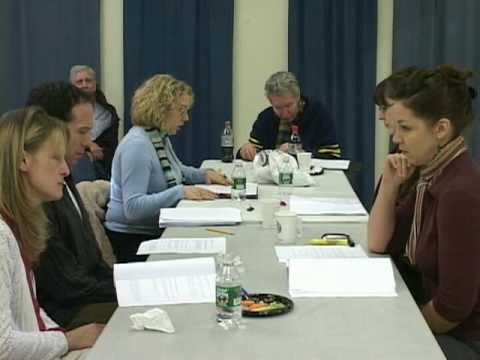 Ghosts Of Zion - The Table Read 4