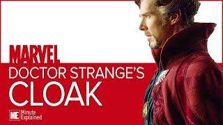 Doctor Strange's CLOAK OF LEVITATION Explained! (MCU)