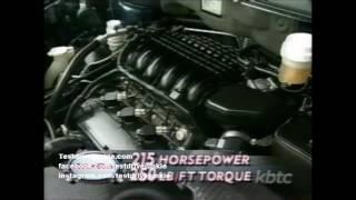 MW 2004 Mitsubishi Endeavor Test Drive