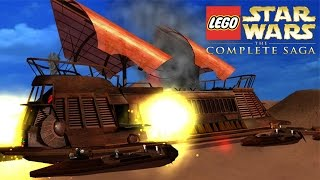 LEGO Star Wars: The Complete Saga - Part 17 (Return of the Jedi) Walkthrough