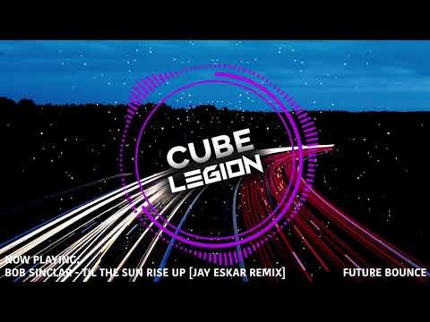 Bob Sinclar - Til The Sun Rise Up (feat. Akon) [Jay Eskar Remix]