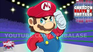 Mario Beatbox Solo - Cartoon Beatbox Battles