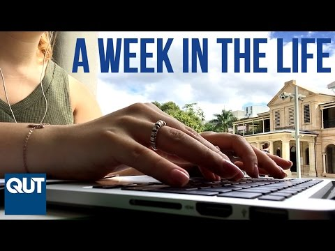 Study Abroad | A Week in the Life @ QUT
