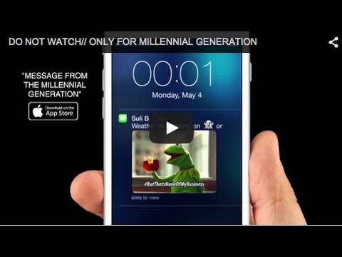 Download Suli Breaks - Message From The Millennial Generation [Lyric Video]