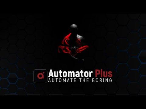 The Automator Plus Premiere Pro Extension