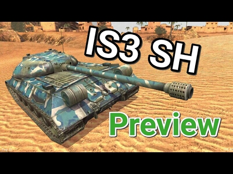 [WOTB] IS3SH PREVIEW?