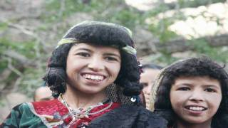Trekking del Mgoun en el Alto Atlas de Marruecos