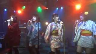 2012年7月27日 平成琴姫、名古屋での初ワンマンライブ。 この日はみゆ姫...