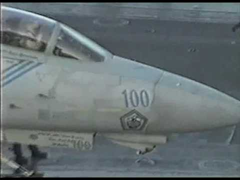 Tomcats war footage over Afghanistan
