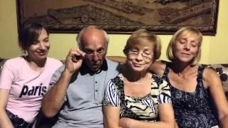70-й юбилей, юбилейная песня. Поздравление с юбилеем 70 лет
