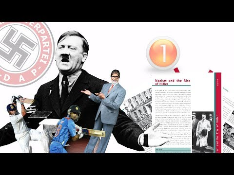 The rise of Hiter & Nazism from CBSE class9 History part 1