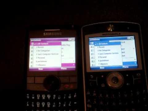 AT&T Q9 Global / BlackJack II Showdown, Part 2