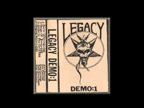 LEGACY - Reign Of Terror