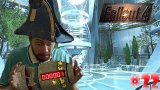 Fallout 4 22 Воронка от взрыва стримчик