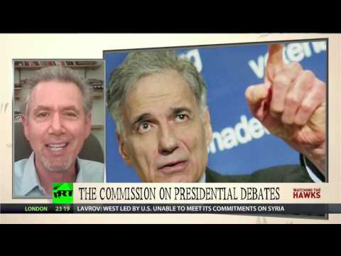 The Fraud of the Commission on Presidential Debates w Jeff Cohen