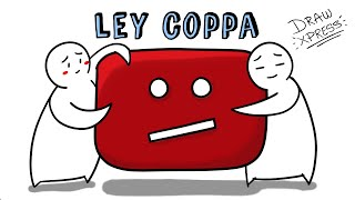 LEY COPPA: ¿CÓMO AFECTARÁ A YOUTUBE? | Draw My Life