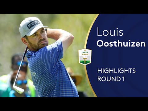 Louis Oosthuizen shoots 63 to lead in South Africa | Round 1 Highlights | 2019 Nedbank Challenge