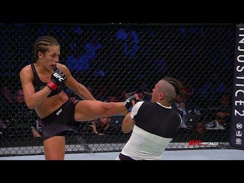 UFC 211: Fight Motion