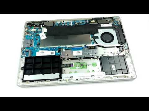🛠️ HP Pavilion x360 14 (14-dh1000) - disassembly and upgrade options