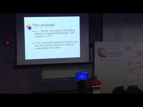 Prof Barbara Liskov at GYSS 2017 - The Power of Abstraction