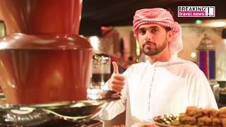 Bab Al Qasr Hotel welcomes Al Tasamoh tent for Ramadan