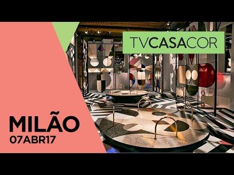 Milan Design Week 2017: Festa da CASACOR Miami, festa Caesarstone, HangarBicocca e muito mais!
