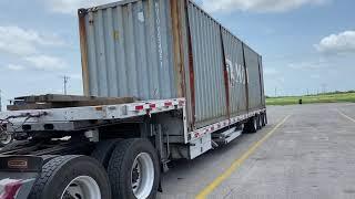 996 Дальнобой Техас- Южная Дакота.