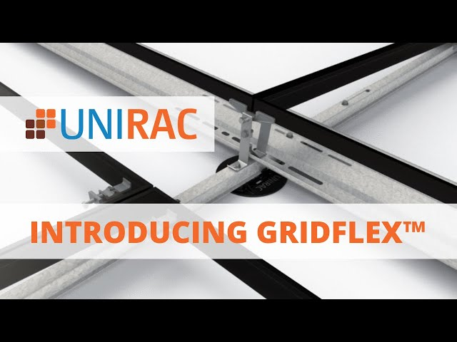Securing A Commercial Advantage with Unirac | Solar Racking | Commercial Solar Racking Solutions