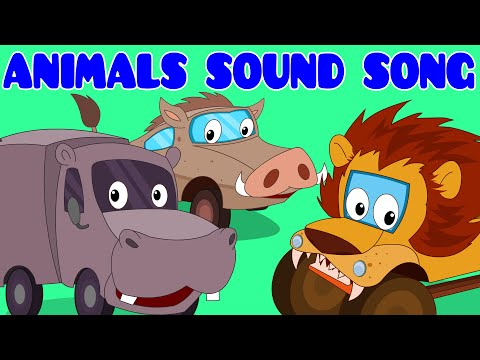 animal sounds songs for kids