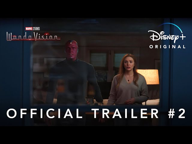 Official Trailer 2 | WandaVision | Disney+