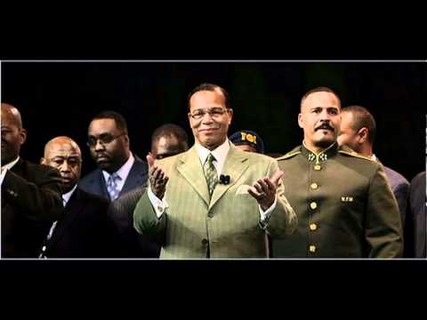 """Minister Farrakhan Sings, """"The Benefit of Unity"""""""
