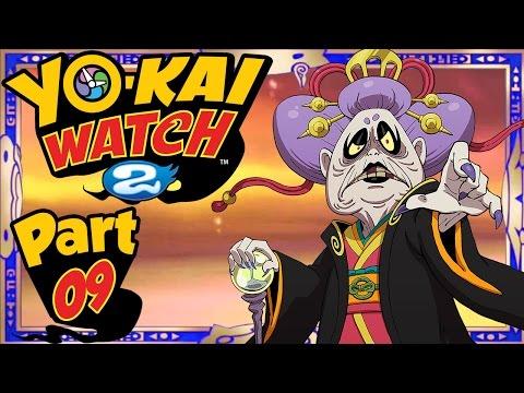 Yo-Kai Watch 2 - Part 9   Chapter 10 + Giveaway! (Shinuchi Gameplay Walkthrough)