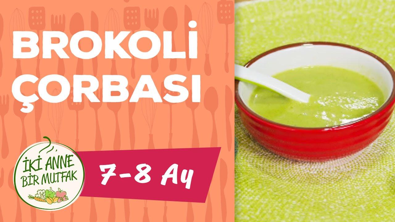 Bebek Brokoli Çorbası 6 Ay Videosu