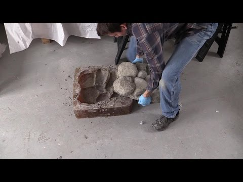 how to make fake boulders cheap