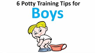 Potty Training Tips For Boys: How I Got My Son Potty Trained In Only 3 Days