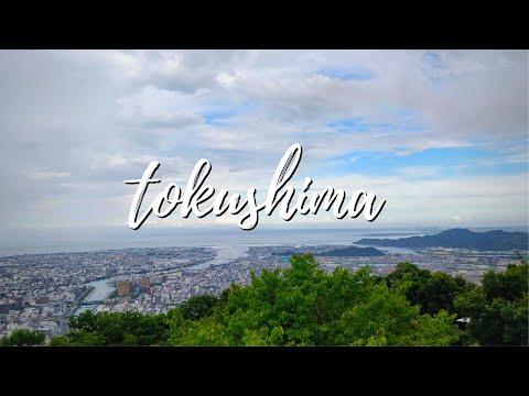 Tokushima City After Awa Odori - Mt. Bizan, Tokushima Ramen | Japan Vlog 79 | Lin Nyunt